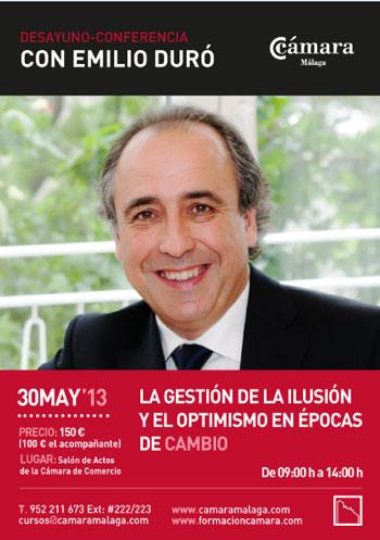 20130424 Desayuno Emilio Duro