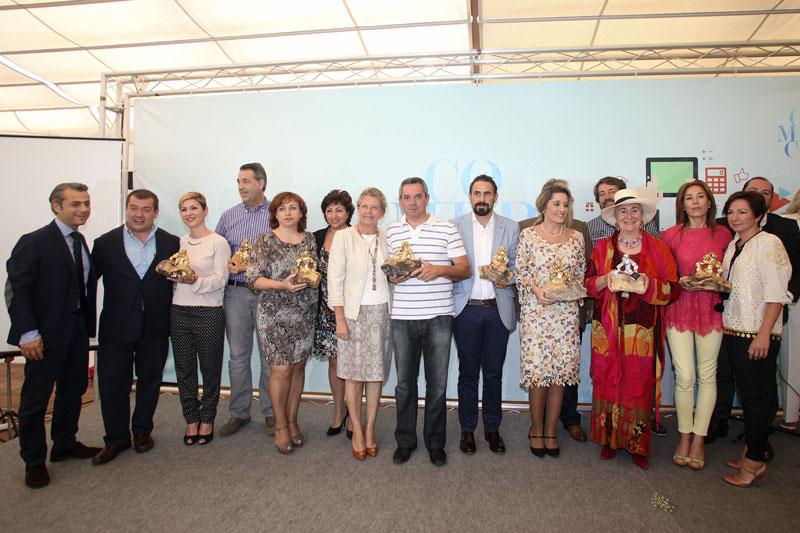 Premiados dos miembros de Nuestra asociacion (APYMEM): Mascota Planet y Confecciones Miraflores. !Enhorabuena¡