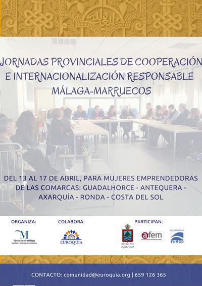 JORNADAS MALAGA MARRUECOS
