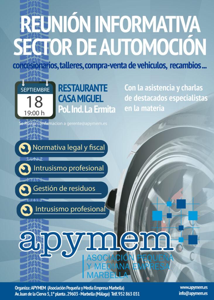 Jornadas Automocion Apymem