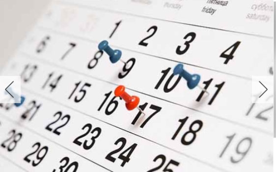 Calendario apertura 2016