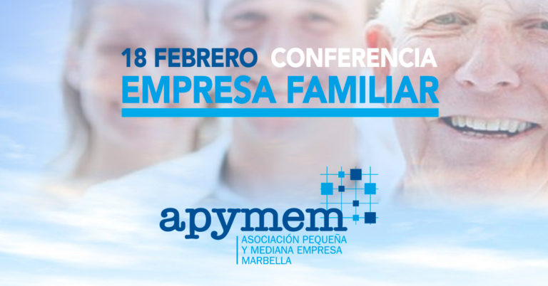 Conferencia Empresa Familiar APYMEM