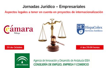 20161011 Jornadas juridico empresariales