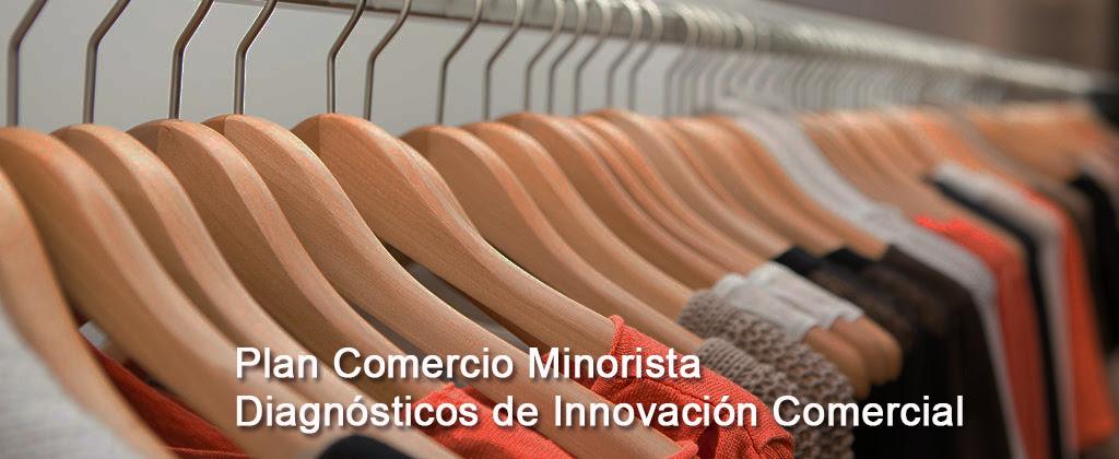 Convocatoria de ayudas a PYMES y autónomos para el desarrollo de Diagnósticos de Innovación Comercial del Plan de Comercio Minorista