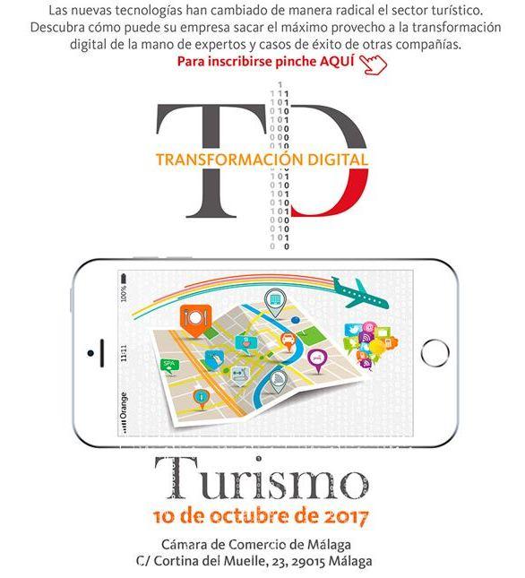"""""""Transformación Digital para impulsar la productividad del sector de Turístico"""""""