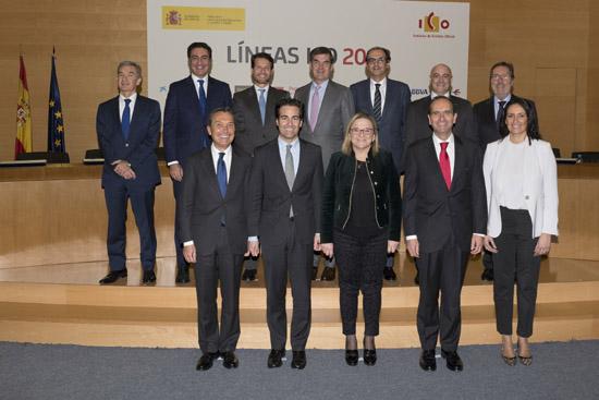 Firma Líneas ICO 2018