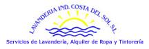 LAVANDERIA INDUSTRIAL COSTA DEL SOL S.L