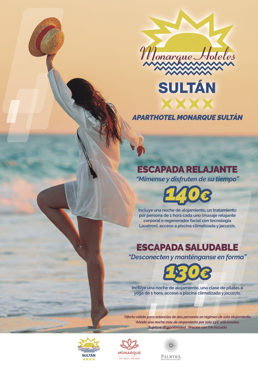 Oferta 10% alojamiento en Monarque SPA Sultán