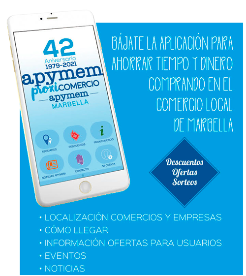 App ofertas Marbella